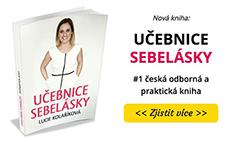 Nová kniha: Učebnice sebelásky dnes zdarma jen za poštovné
