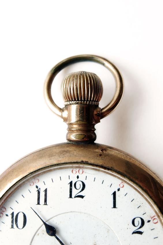 Co má sakra společného čas a hnůj