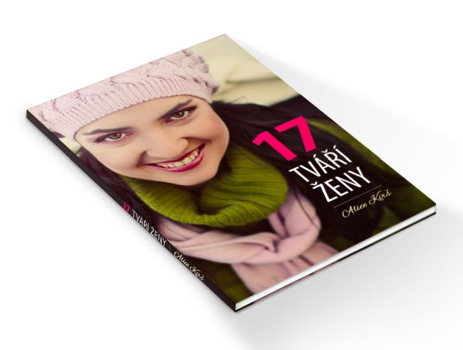 Kniha 17 tváří ženy