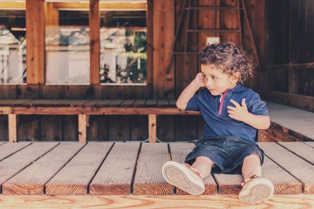 sebeláska v dětství