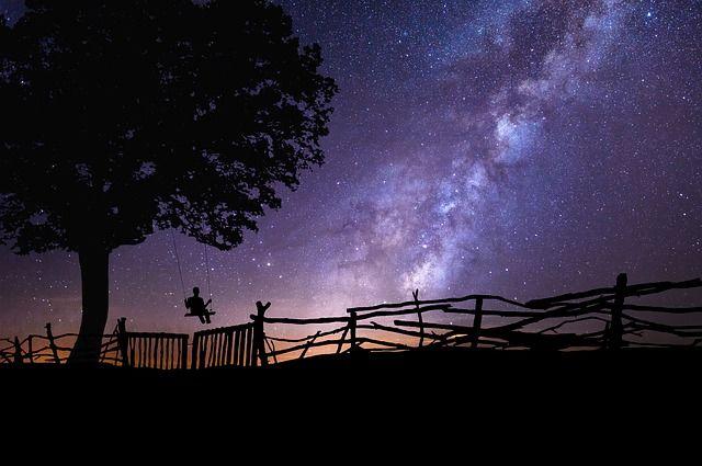 vesmír přání