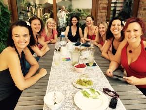 Setkání lektorek Školy ženy