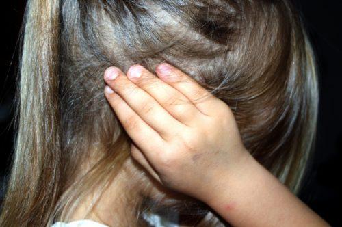 Agrese při dětech