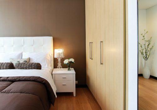 má vaše ložnice 5 P?