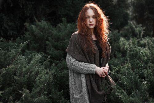 divoká žena