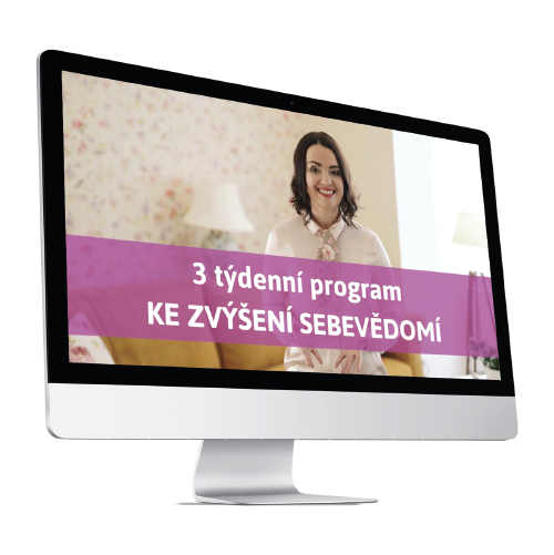 3 tydenni program sebevedomi Alice Kirs