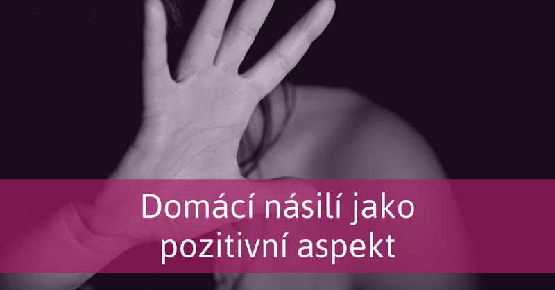 týraná žena