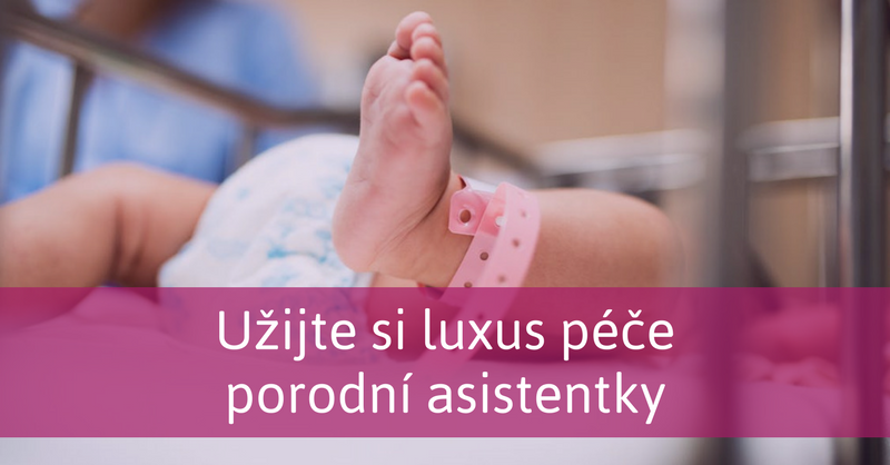 dítě v porodnici