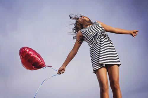 radost a štěstí
