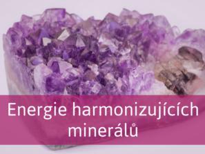 energie minerálů